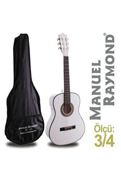 Manuel Raymond Klasik Gitar Junior Raymond Mrc87wh
