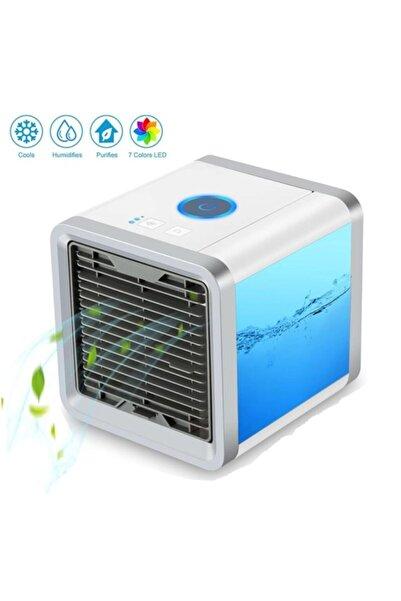 pazariz Mini Klima Portatif Taşınabilir Soğutucu Klima Led Ev Ofis Oto
