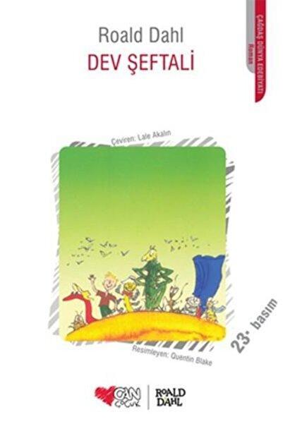 Can Çocuk Yayınları Dev Şeftali Roald Dahl