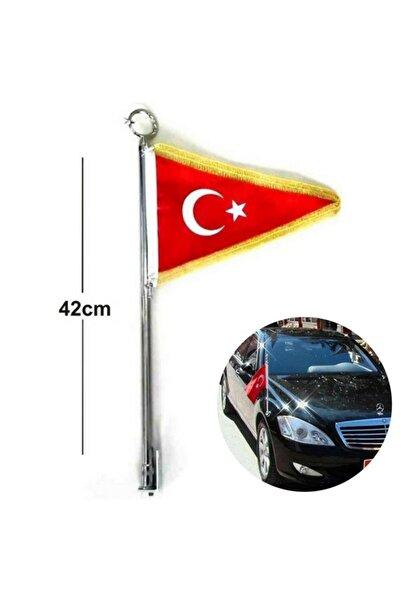 Boğaziçi Oto Bayrak Direği -oto Flama-
