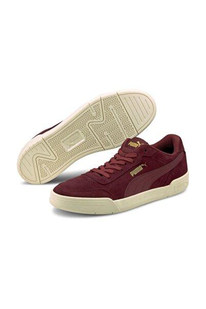 Puma CARACAL SD Bordo Erkek Sneaker Ayakkabı 101085455