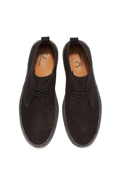 Fred Perry Erkek Siyah Bot & Bootie 203FRPEAYBC4340_F220