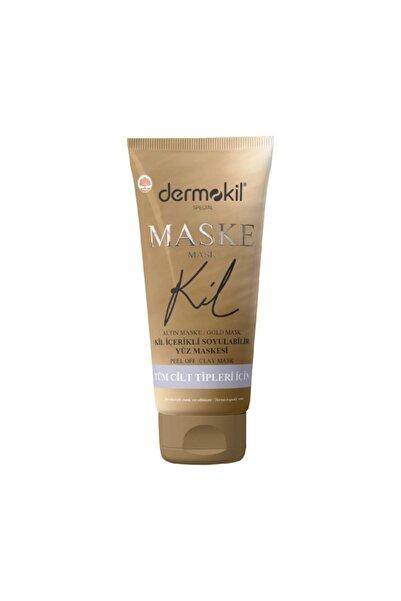 Dermokil Special Soyulabilir Kil Içerikli Gold Yüz Maskesi 75 Ml