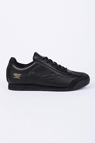 Lescon Kadın Siyah Sneaker Ayakkabı L-6125