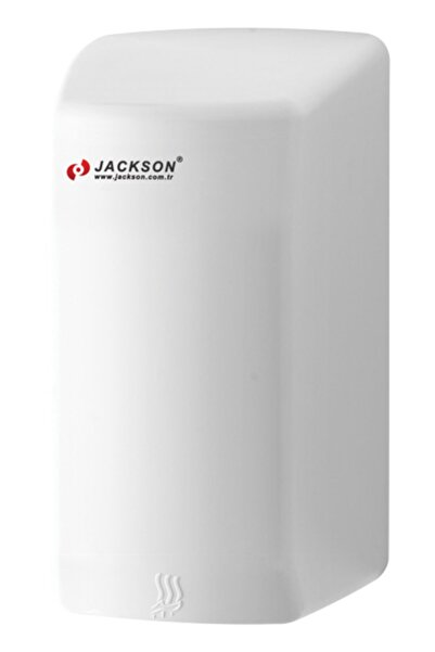 Jackson Fotoselli El Kurutma Cihazı Abs Beyaz - 1600w