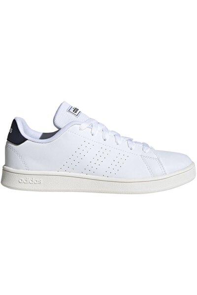 adidas ADVANTAGE K Beyaz Erkek Çocuk Sneaker Ayakkabı 101079733