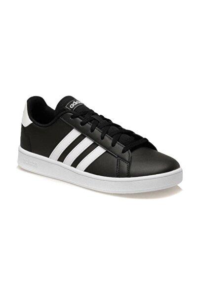 adidas GRAND COURT K Kadın Siyah Sneaker Ayakkabı 100479432
