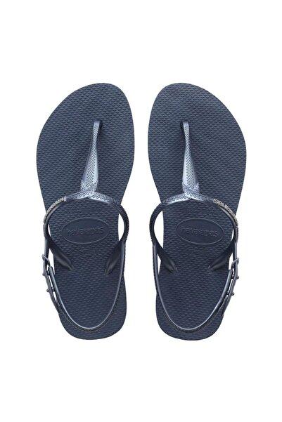 Havaianas Kadın Mavi Sandalet 41447560089356