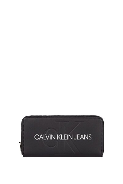 Calvin Klein Kadın Ckj Sculpted Mono Kadın Cüzdanı K60k607634