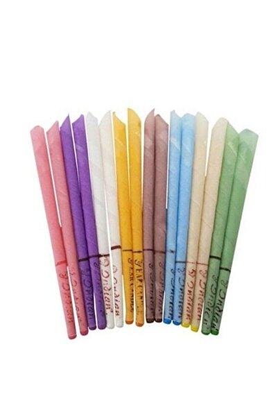 SİNKA Renkli  Kulak Temizleme Mumu  10 Adet