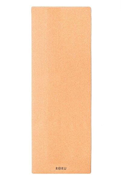 Yoga Zero Cork Mantar Yüzey Yoga Mat- Mat Taşıma Kılıf Hediyeli