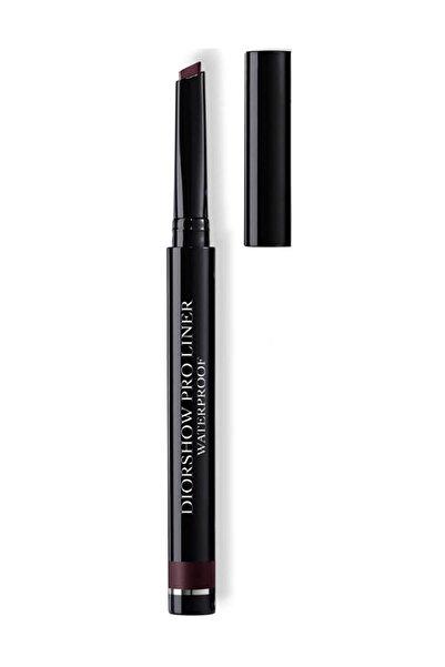 Dior Suya Dayanıklı Eyeliner - Pro Liner Waterproof 582 Brown 3348901252843
