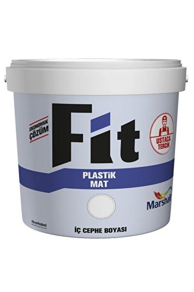 Marshall Fit Plastik Su Bazlı Iç Cephe Duvar Boyası 3.5kg Kokusuz Kolay Uygulanır