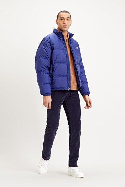 Levi's Erkek Mavi Mont -Fıllmore Short Jacket Blueprınt