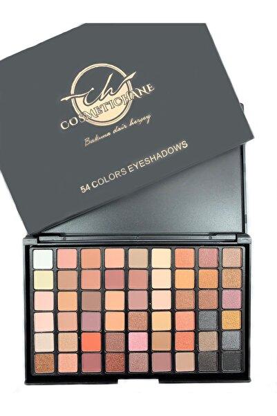 Cosmetichane Göz Farı Paleti Nude 54 Renkli