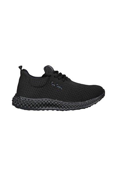 Pierre Cardin Unisex Siyah Sneakers