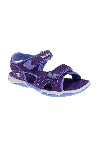 Timberland Kız Çocuk Mor Sandalet 1Tık2015316