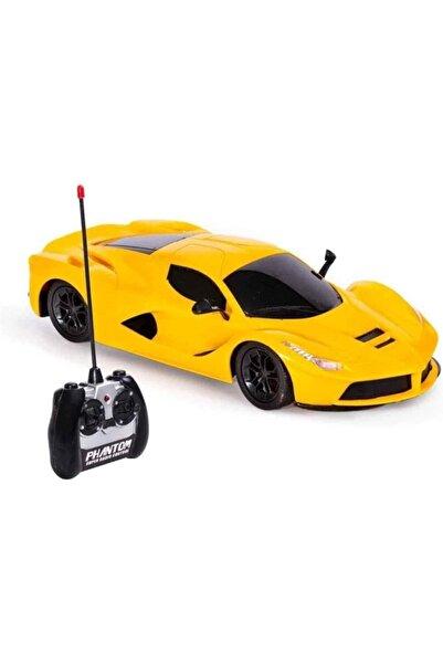 Armağan Oyuncak Sarı Hızlı  ve Öfkeli 1:14 Uzaktan Kumandalı Şarjlı Araba 3855a