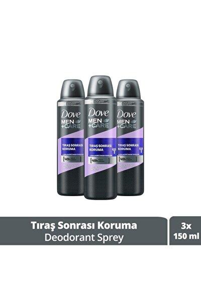 Dove Tıraş Sonrası Koruma Sağlayan Terleme Karşıtı Deodorant Sprey 150 ml x3
