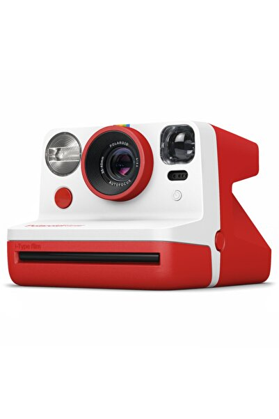 Polaroid Now Kırmızı Instant Fotoğraf Makinesi