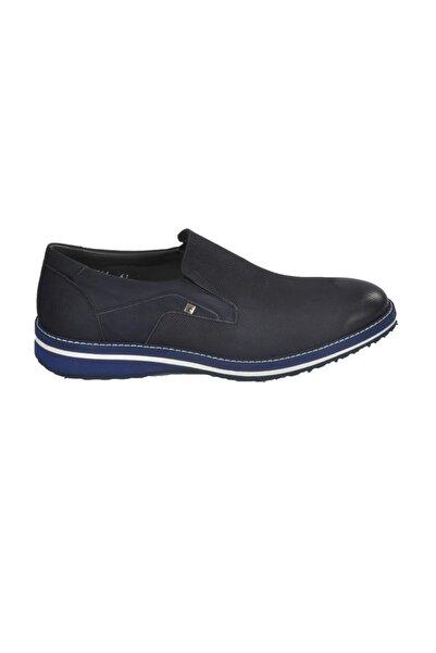 Fosco Erkek Lacivert Klasik Ayakkabı