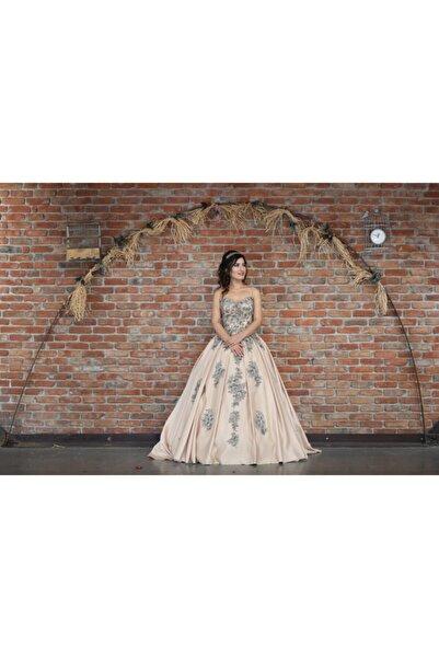 NB Fashion Kadın Kapuçino Nişanlık