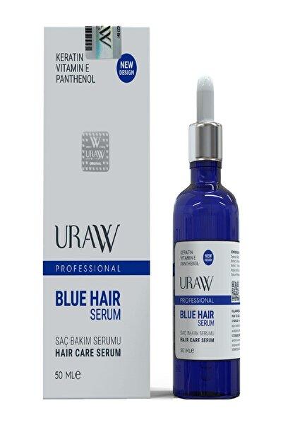 Uraw Blue Saç Serumu 50 ml