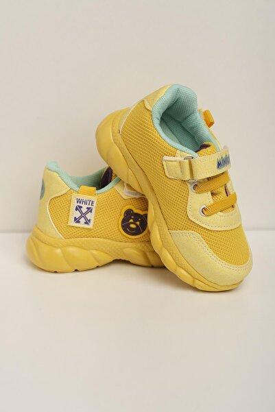 Oksit Mnc Emoji Unisex Bebek Çocuk Spor Ayakkabı