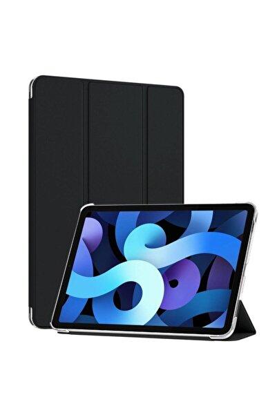 Cimricik Ipad Air 4 2020 10.9 Inch 4. Nesil Kılıf Smart Cover Standlı Arkası Şeffaf