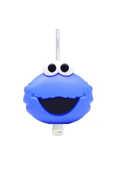 Telehome Kablo Koruyucu Sevimli Elmo