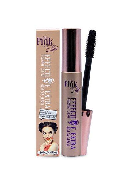 The Pink Ellys Siyah Maskara - Effective Extra Volume Lash Mascara 8690000468577