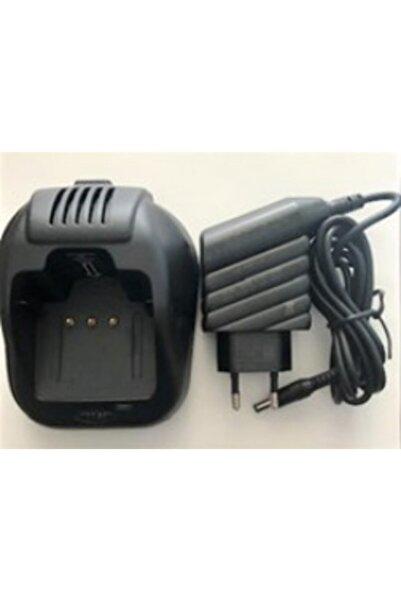 ASELSAN 4400/4411 Serisi El Telsizi Için Şarj Cıhazı (orijinal Adaptör Ve Şarj Kızağı)