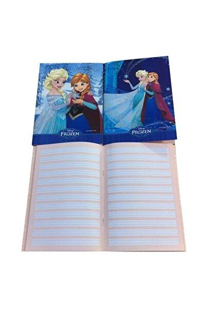 KESKİN COLOR Frozen A5 40 Yaprak Güzel Yazı Defteri