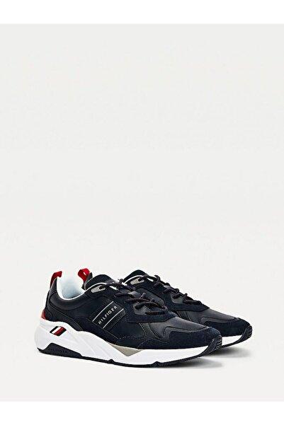 Tommy Hilfiger Premıum Deri Runner Detaıl Sneaker
