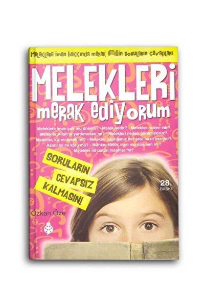 Uğurböceği Yayınları Melekleri Merak Ediyorum - Özkan Öze 9786055523428