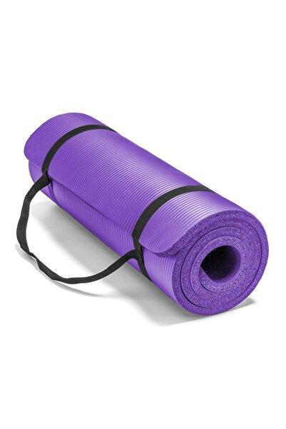 Povit Lks 19 (1cm) Mor Renk Egzersiz Yoga Ve Pilates Minderi