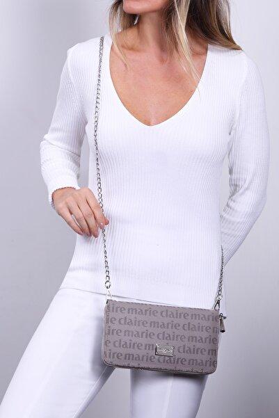 Marie Claire Kadın Kahverengi Portföy Çantası Amanda Mc212106143
