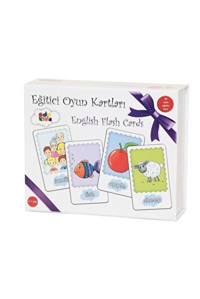 Edukids -eğt.kart English Flashcards