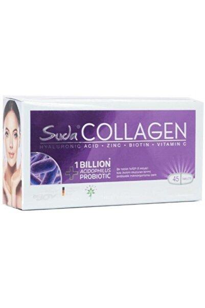 Suda Collagen + Probiotic 45 Tablet
