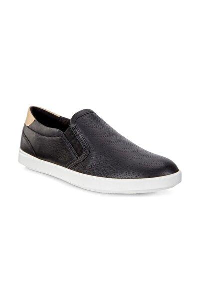 Ecco Kadın Siyah Günlük Ayakkabı 20504350263 Leısure Black/powder