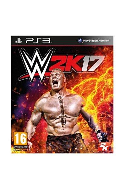 2K Games W2k17 Ps3 Oyun