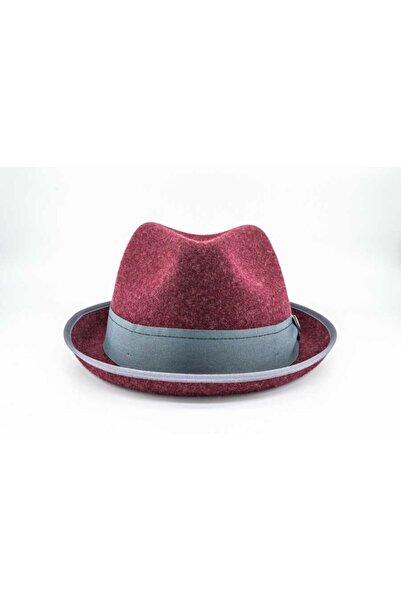 Goorin Bros Unisex Bordo Solid Work Şapka S 100-0868