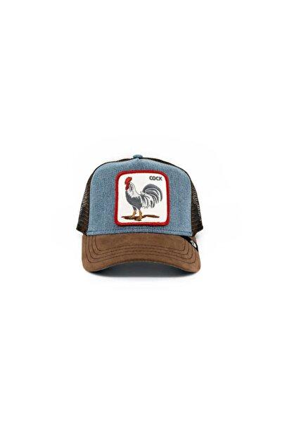 Goorin Bros Unisex Kahverengi Big Strut Cock Şapka