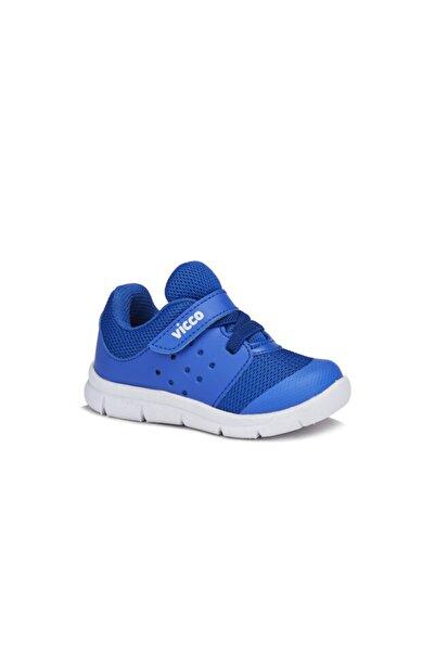 Vicco Mario Erkek Bebek Saks Mavi Spor Ayakkabı