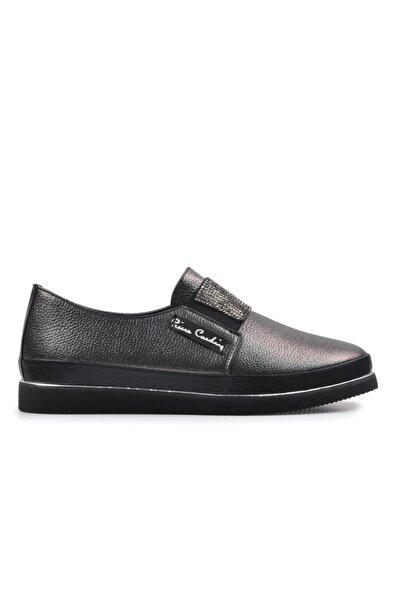 Pierre Cardin Kadın Platin Günlük Ayakkabı 51225