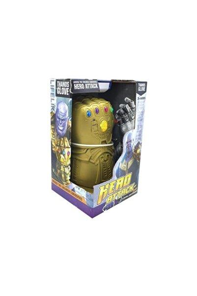 AVENGERS Thanos Eldiveni Oyuncak Thanos Eldiven Sesli Işıkı Thanos Sonsuzluk Eldiveni Oyuncak