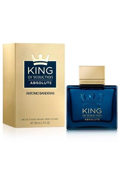 Antonio  Banderas Kıng Of Seductıon Absolute Edt 100 ml Erkek Parfüm 8411061813973