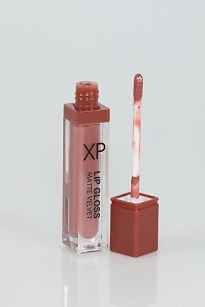 XP Lip Gloss Matte Velvet 03