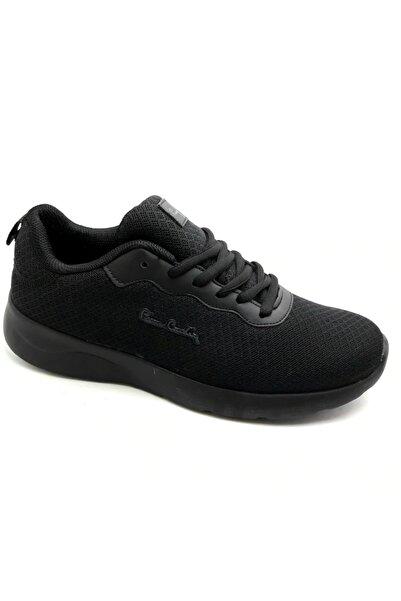 Pierre Cardin Pc-30039 Siyah Unisex Spor Ayakkabı Yeni Ürün