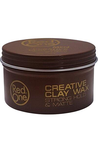 Red One Creatıve Clay Wax 100 ml
